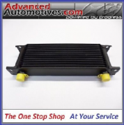 Mocal Oil Cooler 13 Row 235mm Matrix Dash 8  IN BLACK